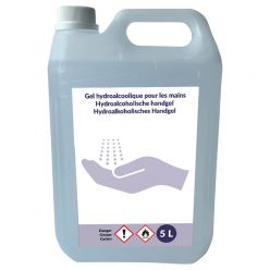 Hydroalcoholic gel - 5L