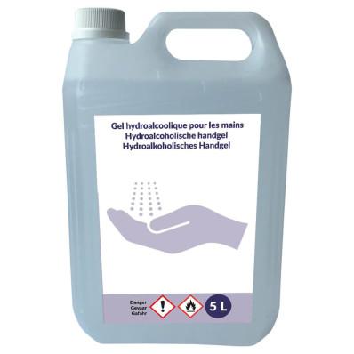 Hydroalcoholic gel - 5L