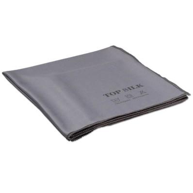 Top silk : essuie microfibre - spécial verres - 50x70cm