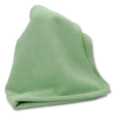 Torchon microfibre vert - 40x70cm