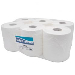 Bobine maxi center - 280m ouate de cellulose 1 pli