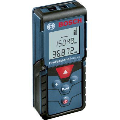 Laser rangefinder BOSCH GLM 40
