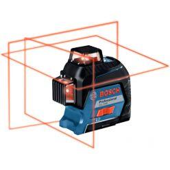 Laser 3 lignes BOSCH GLL 3-80