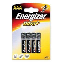 Pile alcaline ULTRA + AAA (4 piles)