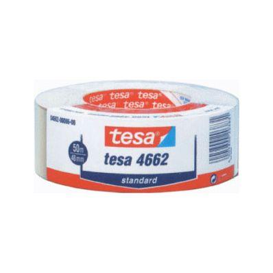 Rouleau toile américaine TESA 4662 gris 48mmx50M