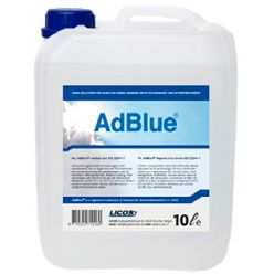 AdBlue 10 liters with spout