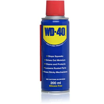 Spray lubricant WD-40