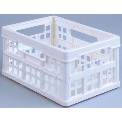 Really Useful Box bac pliante 1,7 litre, blanc