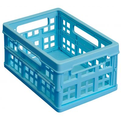 Really Useful Box bac pliante 1,7 litre, bleu clair