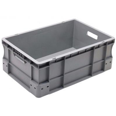 Viso bac de manutention capacité 37l, gris