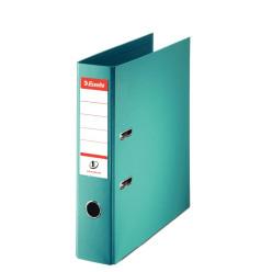 Esselte classeur à levier Power N°1, dos de 7,5 cm, turquoise