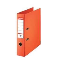 Esselte classeur à levier Power N°1, dos de 7,5 cm, orange