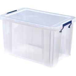 Bankers Box boîte de rangement ProStore 26 litres, transparent