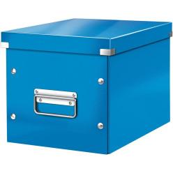 Leitz Click & Store cube boîte de classement midi-grande, bleu foncé