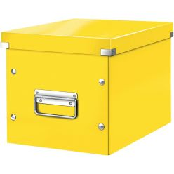 Leitz Click & Store cube boîte de classement midi-grande, jaune