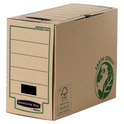 Bankers Box Earth Series, A4, transfer boîte à archives, dos de 15 cm