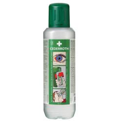 Cederroth lavage d'oeil, 500 ml, paquet de 2 pièces