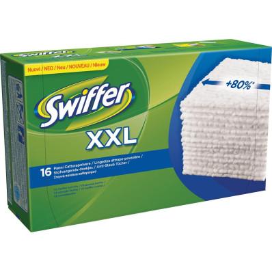Swiffer recharge pour XXL Kit, paquet de 16 pièces