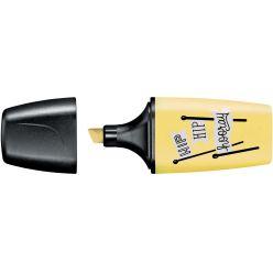 STABILO BOSS MINI Pastellove surligneur, jaune pastel