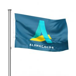 Custom vlag