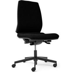 EOL chaise de bureau Opus, dos en tissu