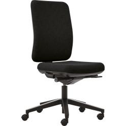 EOL chaise de bureau Oscar, dos en tissu
