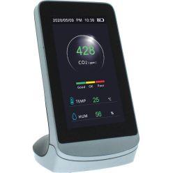 Kokoon Air Protect détecteur de CO2, avec écran LCD, conexion Wifi