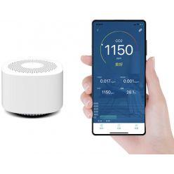 Kokoon Air Protect mini moniteur de la qualité de l'air, connexion Bluetooth