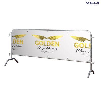 1-sided banner for 250cm Nadar