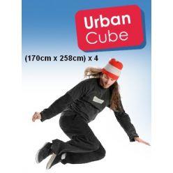 Bâche Cube Urbain 170x270