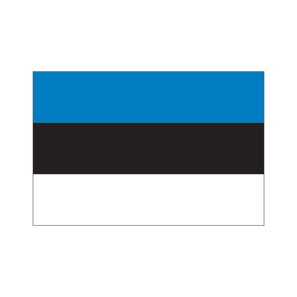 estonie drapeau