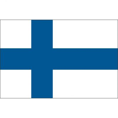 Bien connu Drapeau Finlande en 4jrs WC55