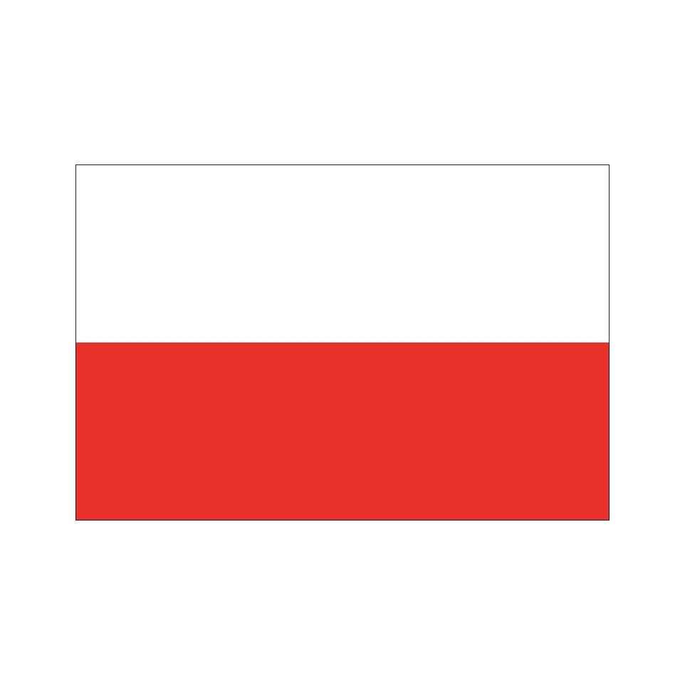 Top Drapeau Pologne en 4jrs CF57