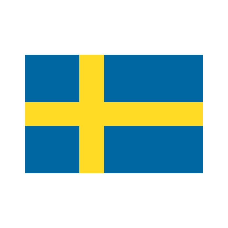 Sweden Flag At 14 9 Within 4days