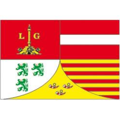 Drapeau province du Liège