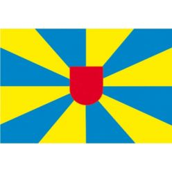 Drapeau province de Flandre occidentale