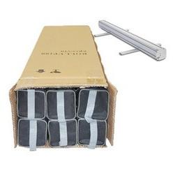 Pack 6 Roll up 100x200 - sans bâche ni impression