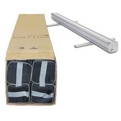 Pack 4 Roll up 120x200 - sans bâche ni impression