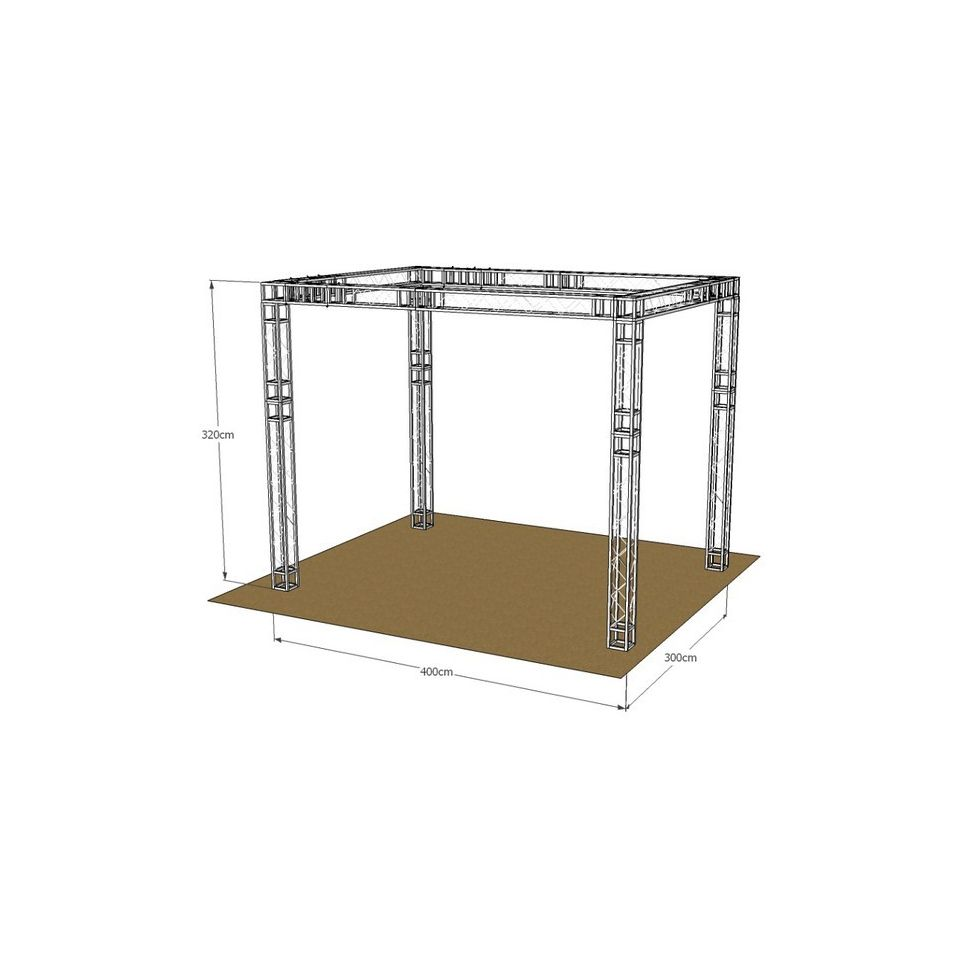 Stand wave 400 x 300 cm at 828 8 within 4days for Wohnlandschaft 400 x 300