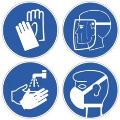 Safety pictogram