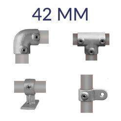 Pièce pour cadre bache 42mm