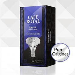 16 Capsules Café Royal Pro Pure Origine KENYA
