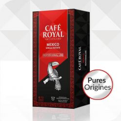 16 Capsules Café Royal Pro Pure Origine MEXICO