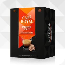 48 Capsules Café Royal Pro ESPRESSO FORTE