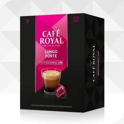 48 Capsules Café Royal Pro LUNGO FORTE
