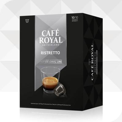 48 Capsules Café Royal Pro RISTRETTO
