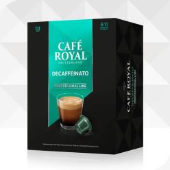 48 Capsules Café Royal Pro DECAFFEINATO