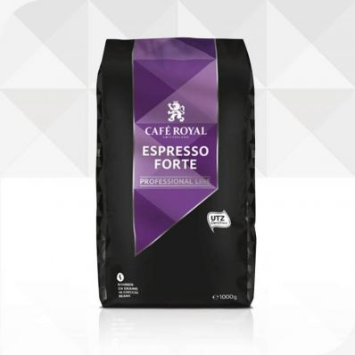 1kg Grains UTZ ESPRESSO FORTE