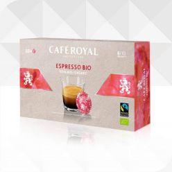 50 Capsules ESPRESSO BIO compatibles Nespresso®* Professionnel