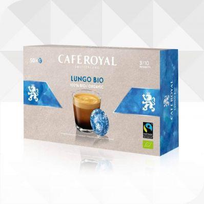 50 Capsules LUNGO BIO compatibles Nespresso®* Professionnel